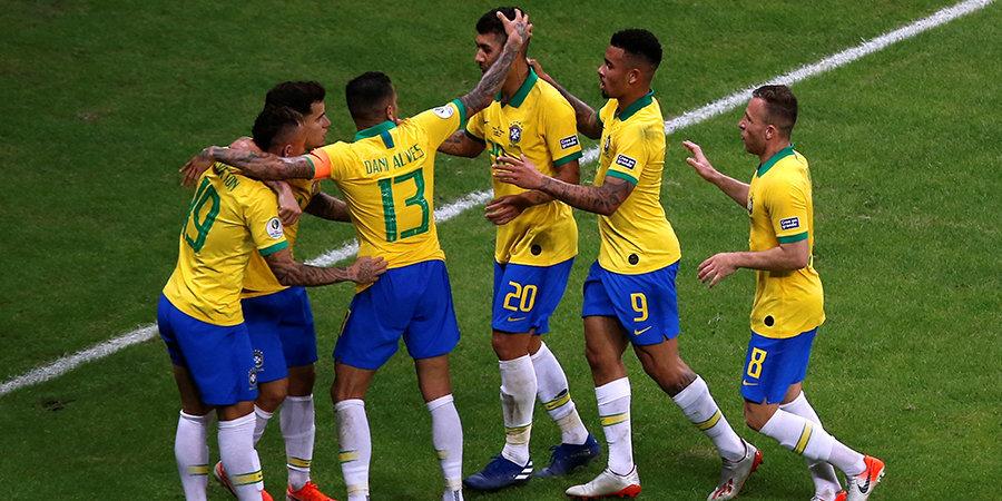 Фарфан против Бразилии и российские волейболисты против Болгарии. Топ-трансляции 22 июня