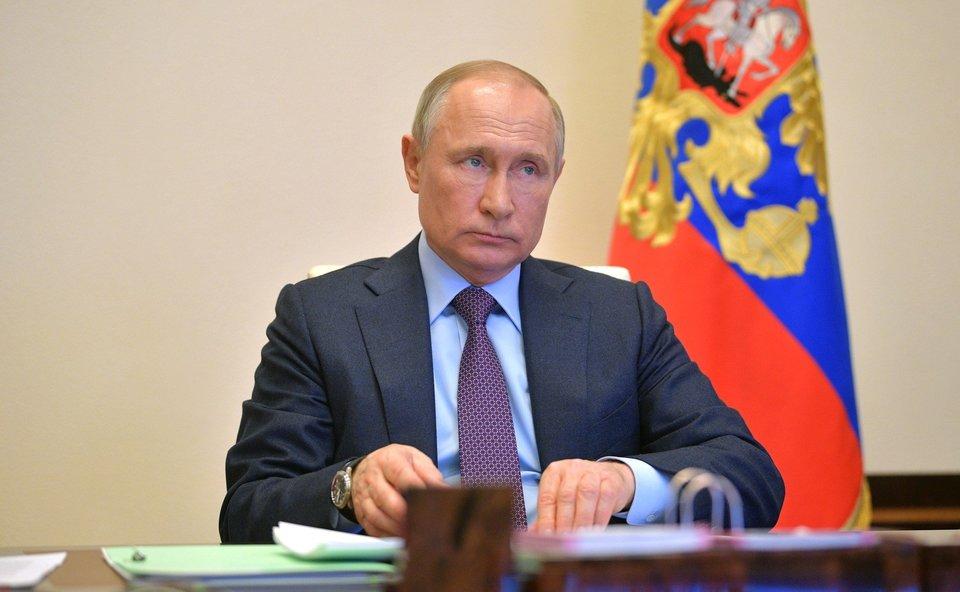Путин готов содействовать продвижению киберспорта в школах