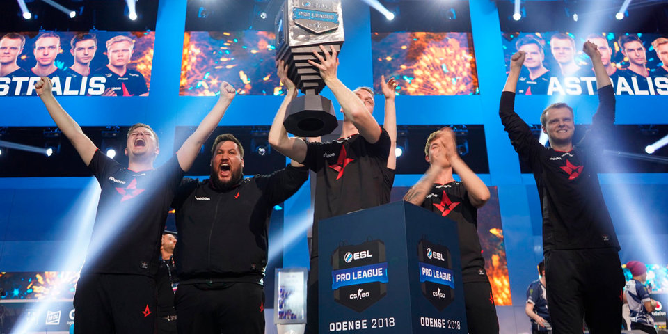 Датская команда по CS:GO выиграла 1,2 миллиона долларов