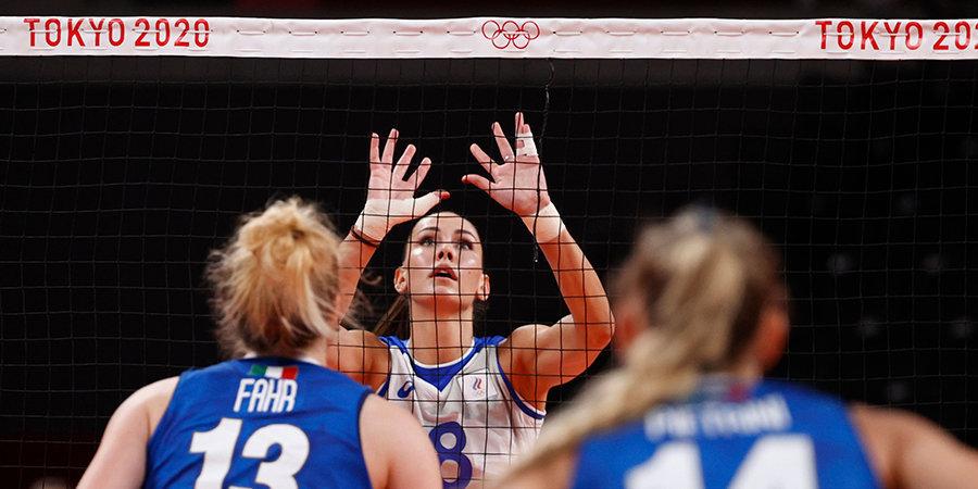 Гончарова — о допинге бразильянки: «Мы готовы переиграть четвертьфинал»