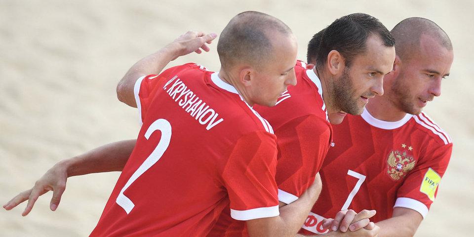 Сборная России крупно уступила Испании в матче Евролиги