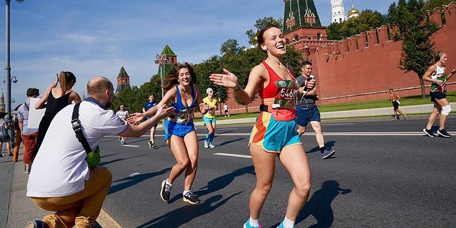 Полумарафон «Лужники» состоится 18 августа. Маршрут соревнований пройдет по набережным столицы