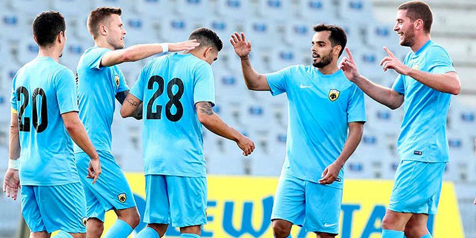 «Валюр» и АЕК прошли во второй раунд Лиги Европы