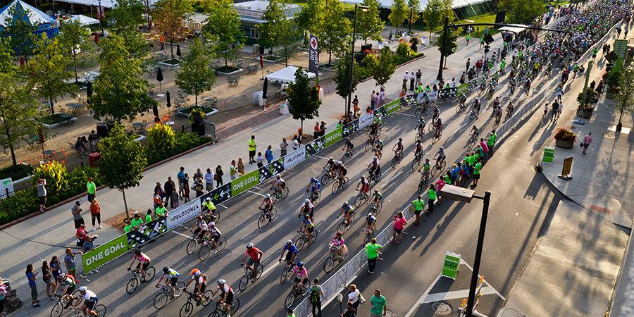 Онкобольной был звездой ежегодного благотворительного велопробега. Но никакого рака у него не было