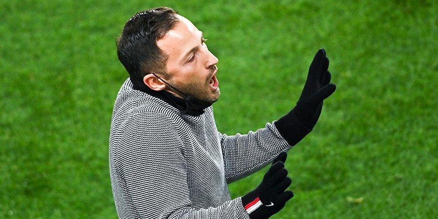Доменико Тедеско: «Ростов» потерял несколько игроков, но остается хорошей командой»