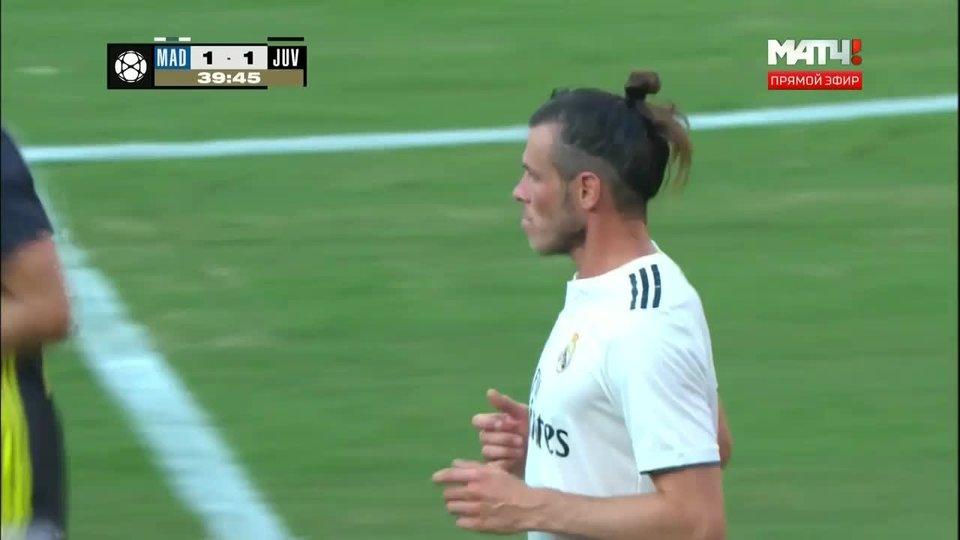 ПрЯмой эфир футбол реал мадрид ювентус