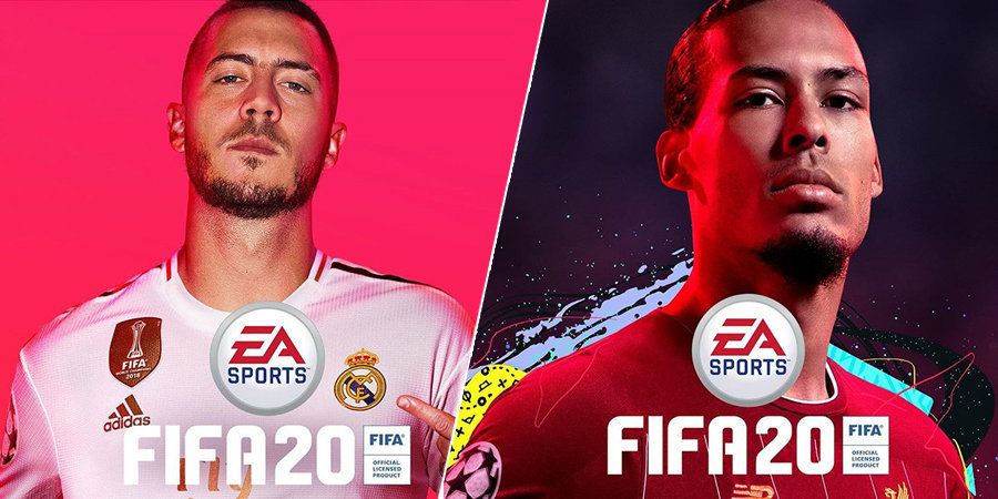 Доступна демоверсия FIFA 20