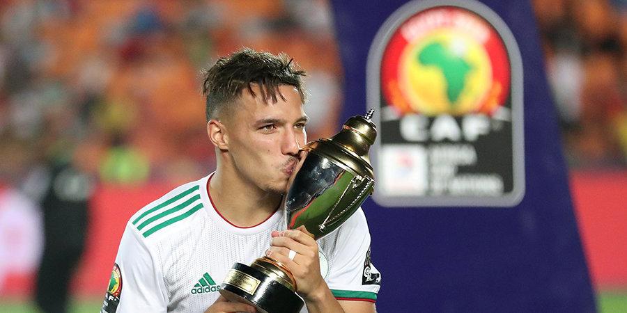 «Милан» объявил о трансфере лучшего игрока Кубка Африки-2019