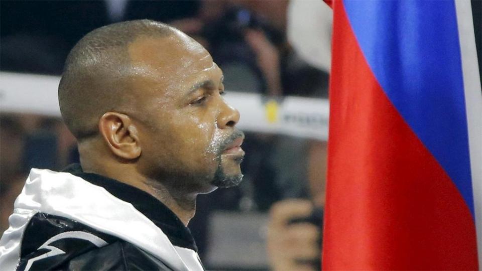 Рой Джонс откроет в Москве боксерский зал