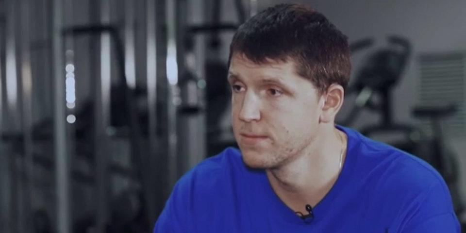Виктор Хряпа: «Было приятно смотреть на сборную России»