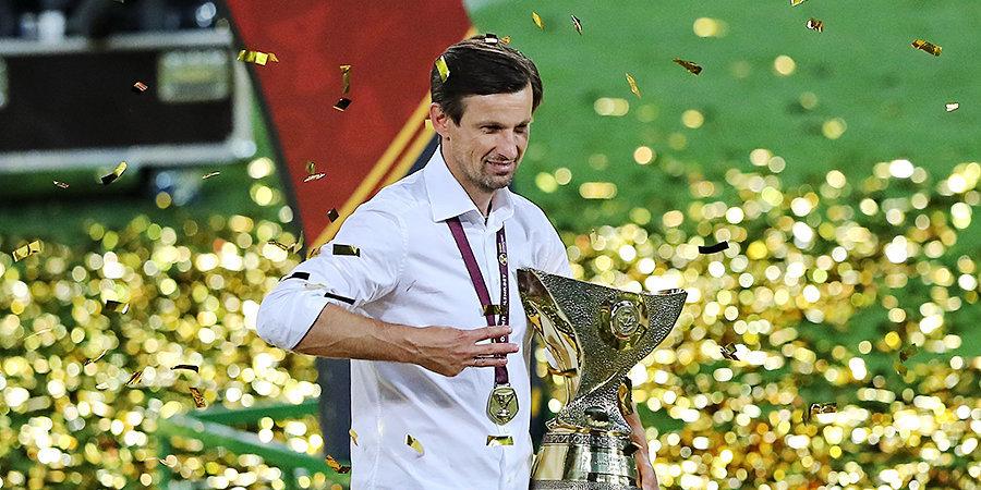 Семак — лучший тренер РПЛ в сезоне-2020/21
