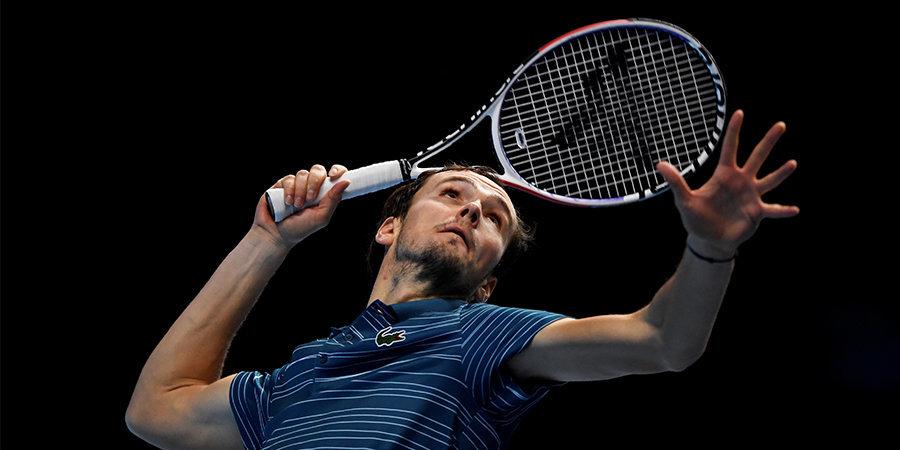 Медведев вышел в третий круг Australian Open