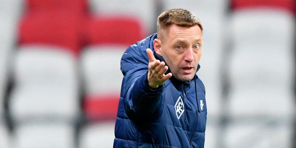 Андрей Тихонов: «0:7 от «Ливерпуля» - не клеймо и не позор»