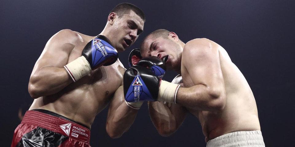 Тищенко свой следующий бой проведет в США в ноябре