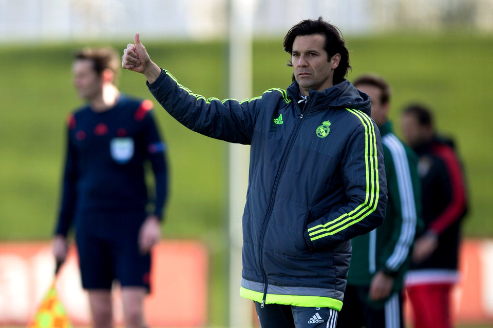 Сантьяго Солари: «Я давно проливаю пот за «Реал» и хочу быть частью этого клуба»