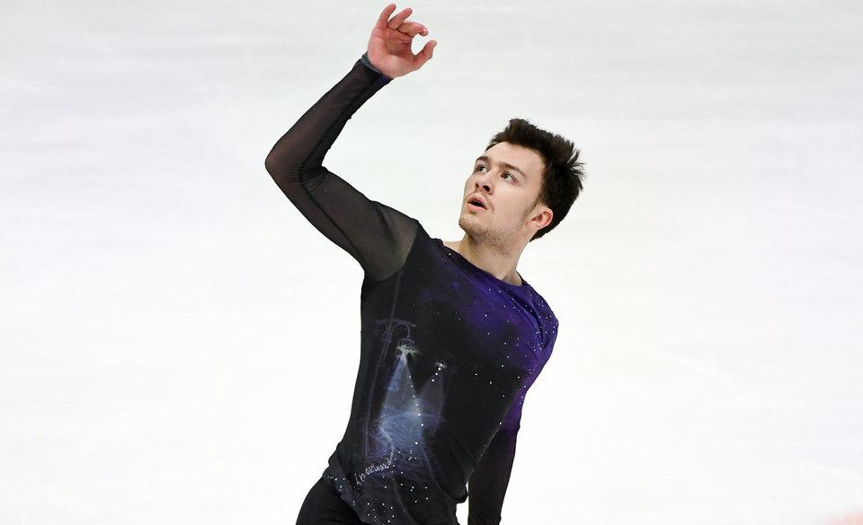 Алиев восстановил все прыжки после перенесенного коронавируса. Прийти в форму помогли лыжные гонки