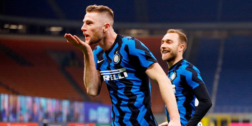 «Интер» намерен продлить контракт со Шкриньяром