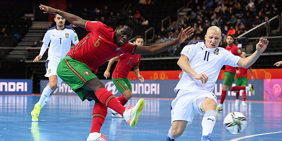 Стали известны все четвертьфинальные пары чемпионата мира