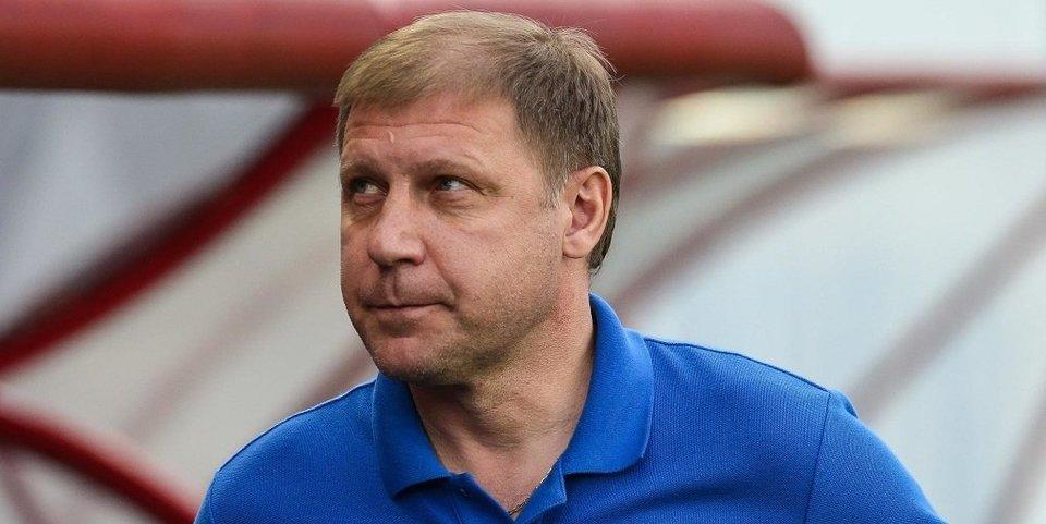 Передня подтвердил свою отставку из «СКА-Хабаровска»
