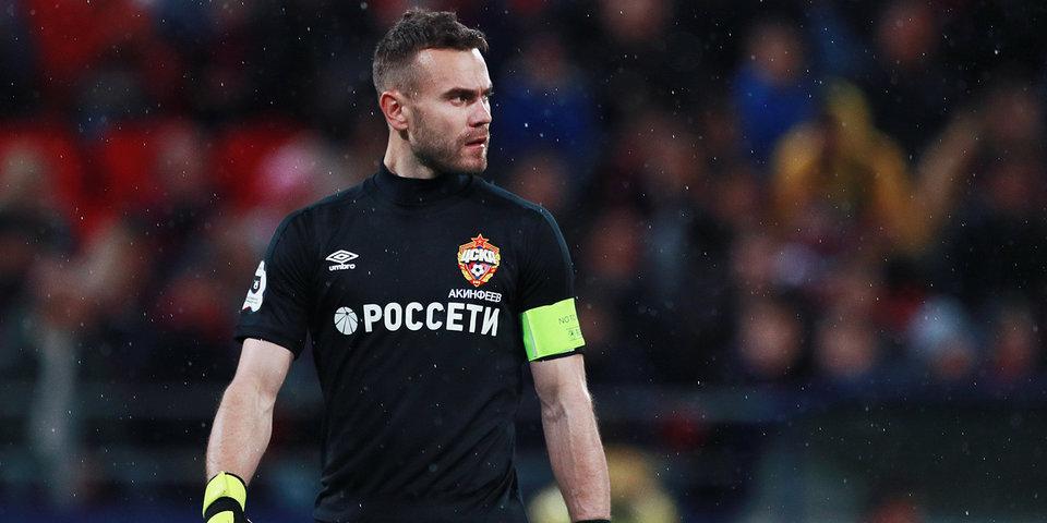 Ильзат Ахметов: «ЦСКА будет непросто без Акинфеева в матче с «Ромой»