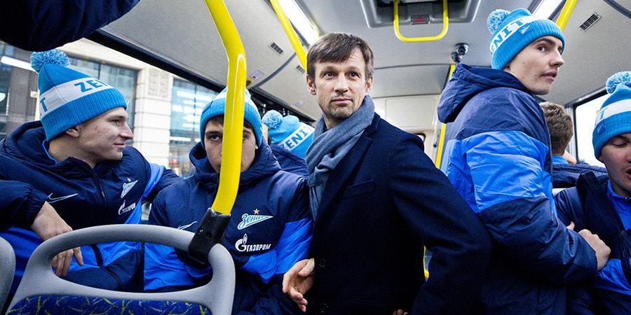 «Зенит» не ставит автобус, он на нем ездит. Общественный транспорт в Петербурге может окраситься в футбольные цвета