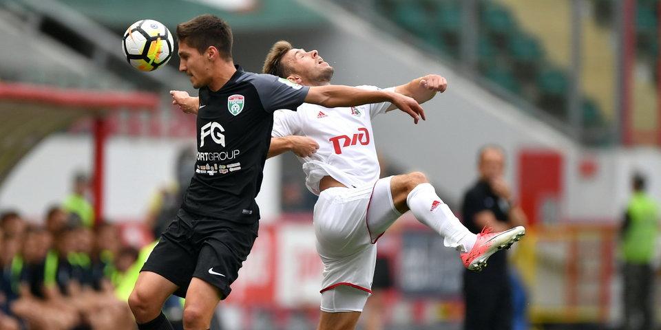 Новичок премьер-лиги наносит «Локомотиву» первое поражение. Как это стало возможным