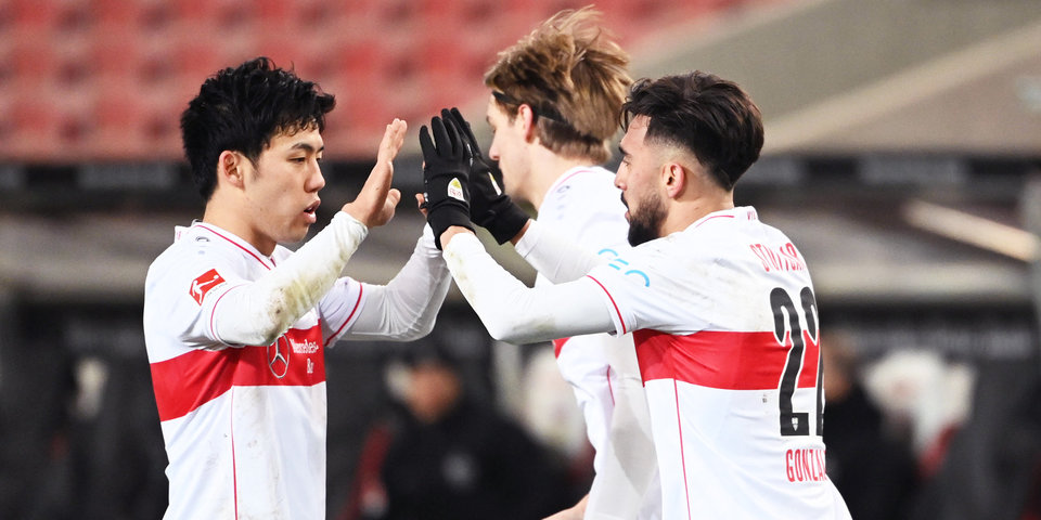 «Штутгарт» переиграл «Аугсбург» в Бундеслиге