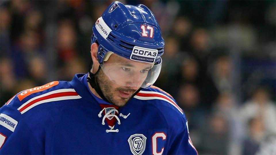 Ковальчук назвал СКА примером для любой команды КХЛ