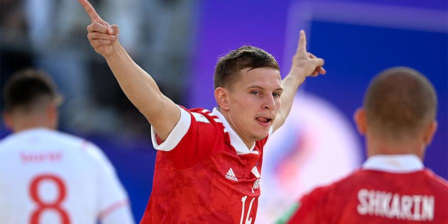 Андрей Котенев — о победе над швейцарцами: «Когда счет стал 5:5, я уже точно знал, что мы их не отпустим»