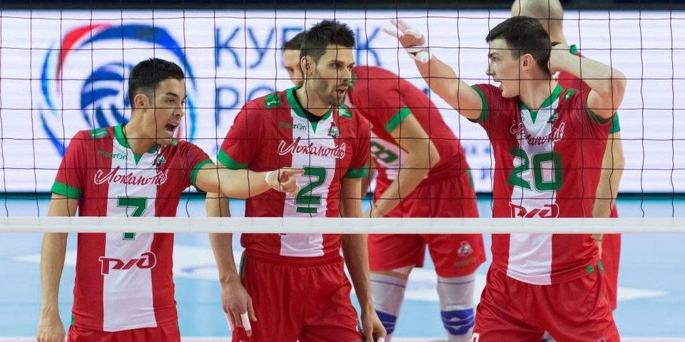 Волейбольный «Локомотив» ушел на двухнедельный карантин