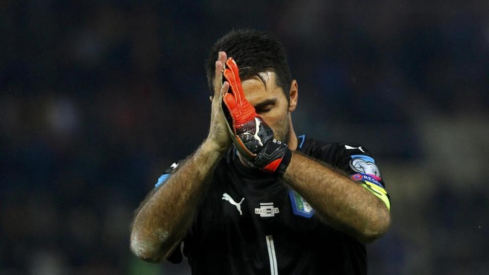 Буффон сыграл «на ноль» в последнем матче за «Ювентус»