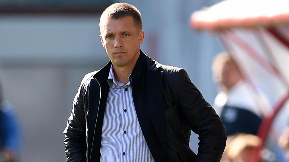 ЦСКА объявил о назначении Гончаренко на пост главного тренера