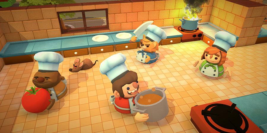 Учимся готовить. Видеоигры, которые помогут освоить кулинарию во время самоизоляции