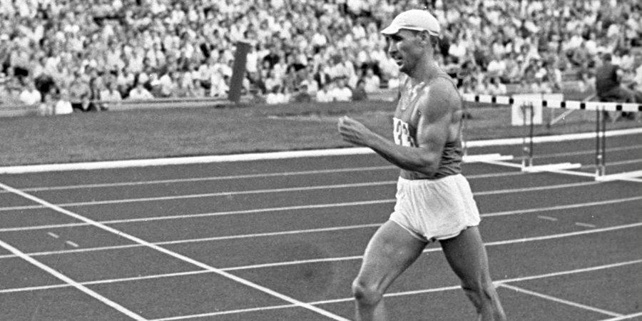 Умер двукратный олимпийский чемпион по спортивной ходьбе Голубничий