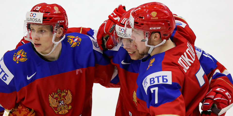 Сборная России одержала первую победу на чемпионате мира в США