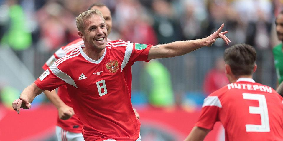 Джанни Инфантино: «ЧМ проходит на потрясающем уровне. Москва стала сердцем футбола»