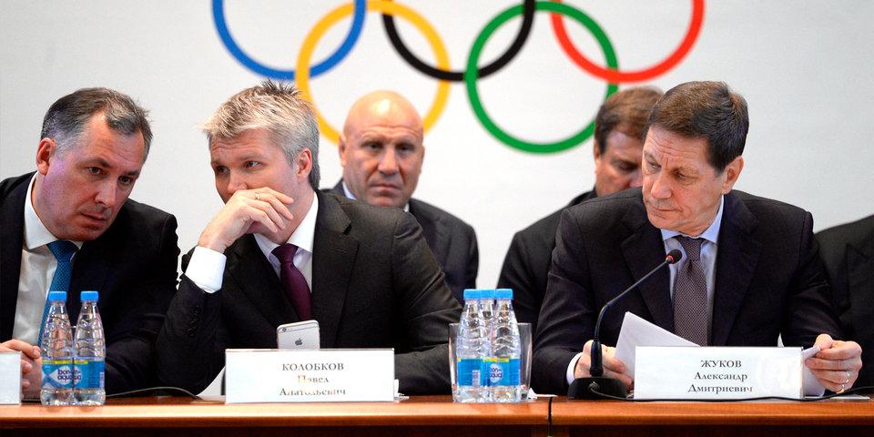 «Мнение было единым – мы должны ехать». Олимпийское собрание выступило за участие в Играх