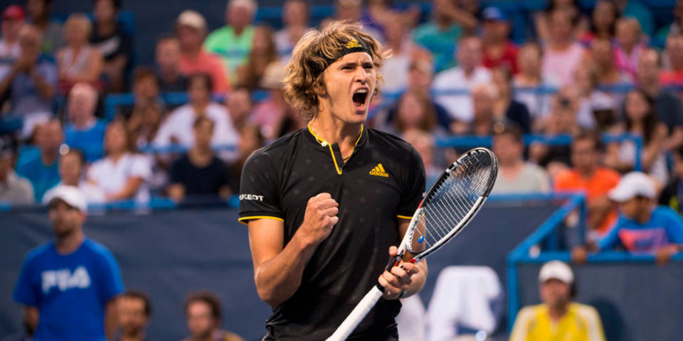 Зверев одержал пятую победу на турнирах ATP
