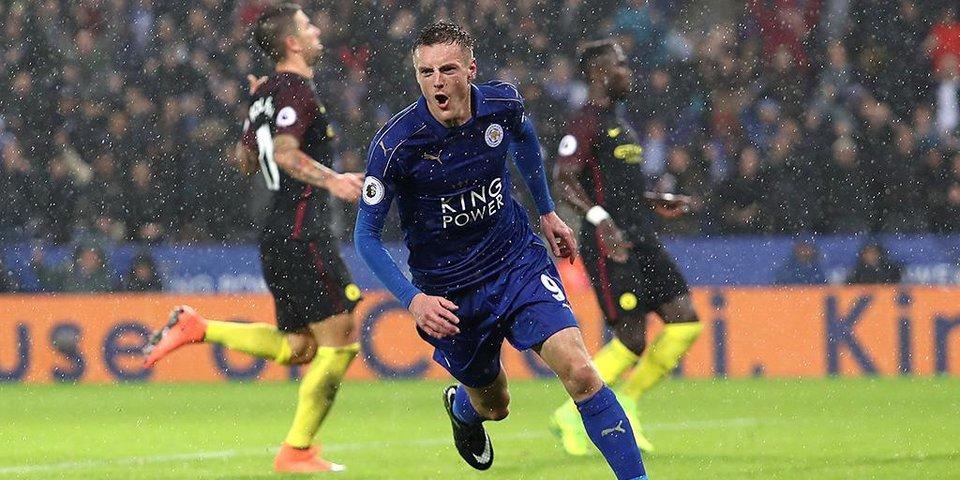 4 гола «Лестера» в ворота «Манчестер Сити»