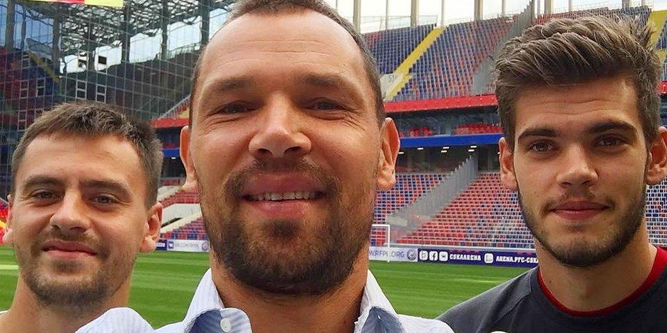 «Любимая песня Слуцкого? Да они все ужасные!» ЦСКА презентует новый стадион