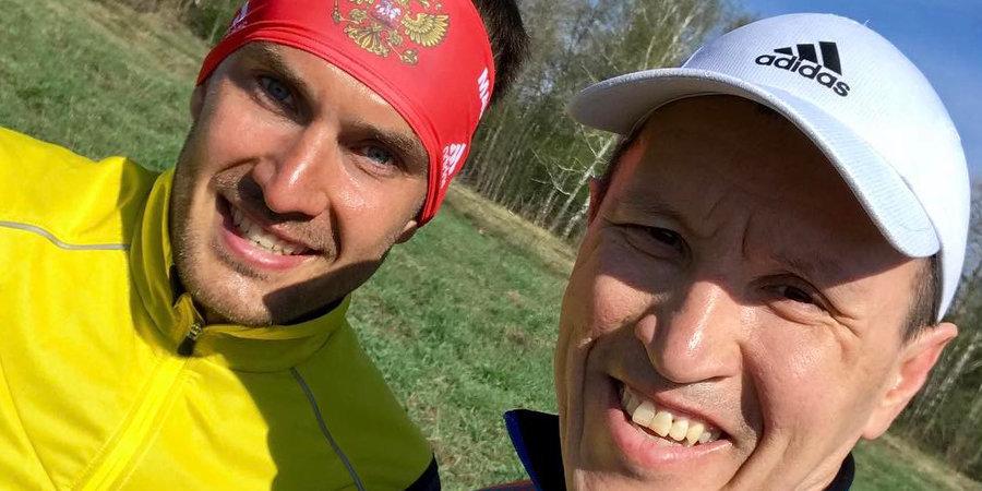 Бизнесмен из Екатеринбурга спонсирует Гараничева, тренируется у Крючкова и выигрывает чемпионаты мира