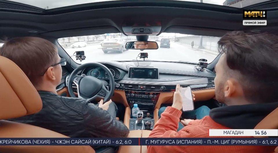 Аршавин в шоу «50 вопросов» на PREMIER: то, что осталось за кадром