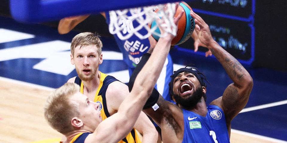 «Нижний Новгород» проиграл впервые за 6 матчей, «Калев» одолел «Химки»