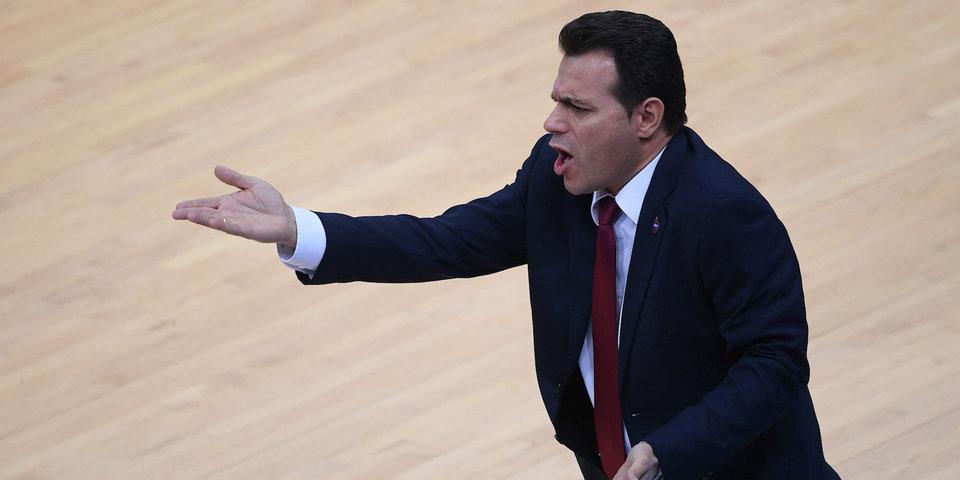 ЦСКА добивает «Химки» без главного тренера. Самый яркий матч сезона