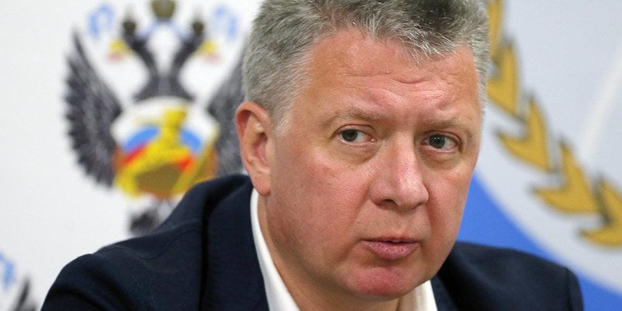 Экс-глава ВФЛА покинул пост министра спорта Самарской области