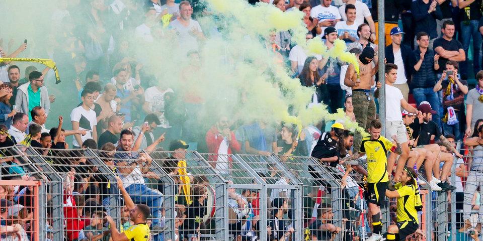 УЕФА оштрафовал «Рейнджерс» на 7000 евро