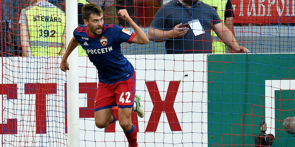 Георгий Щенников: «Все равно с кем играть на групповом этапе»