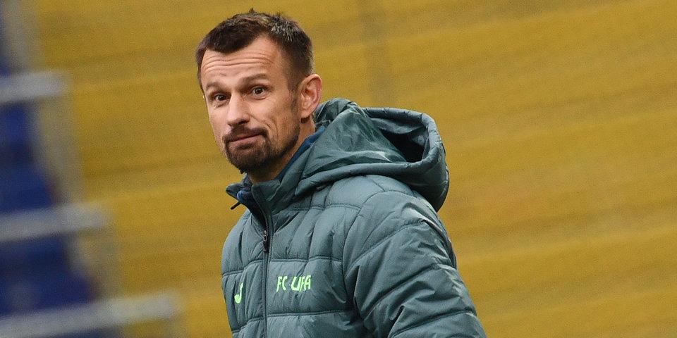 «Уфа» хочет поменяться домашними матчами в новом сезоне РФПЛ
