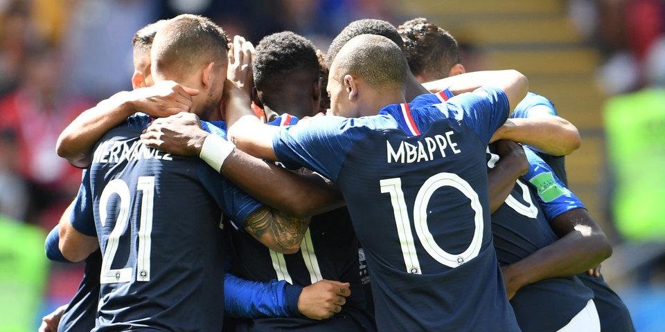 Дидье Дешам: «В начале матча мы не совсем правильно оборонялись»