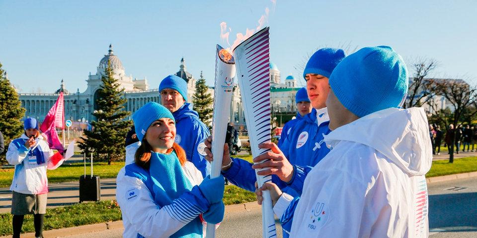 Новая транспортная магистраль открылась в Красноярске в преддверии Универсиады-2019
